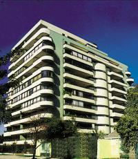 Edificio Badajoz 122 Las Condes